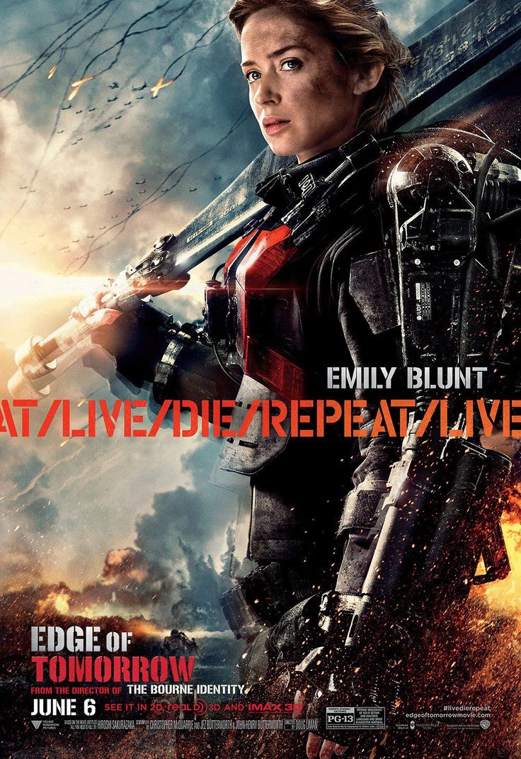 Edge Of Tomorrow 2 : le titre officiel annoncé