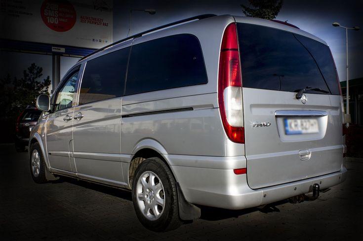 Mercedes Vito - Iberteam - autokary busy kraków małopolska