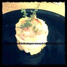 Mini Gateau di Patate e Prosciutto