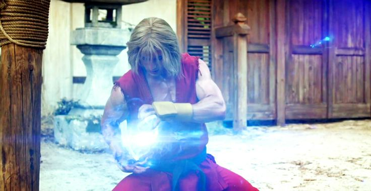 Street Fighter : Assassin's Fist Coming with 12 Episodes – Full Series