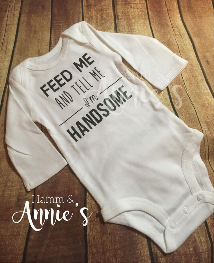 Ready to ship onesie for that special little boy. Can also add a name to this…