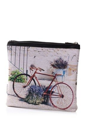 Retro bag at #Stilago #Apolena #bicycle