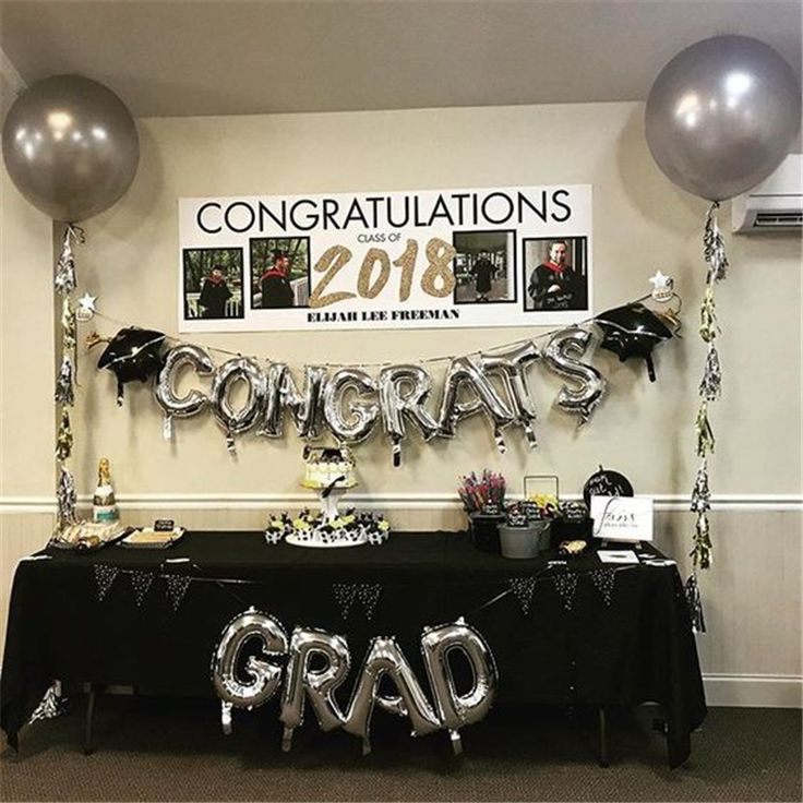 55 Creative Graduation Party Decoration Ideas That You Like - Page 23 of 55