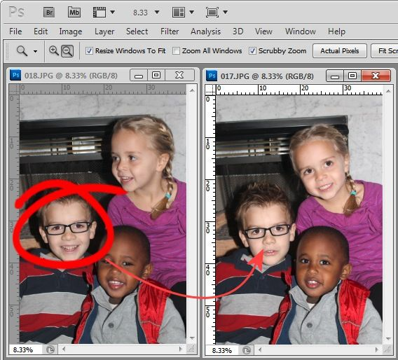 How to replace a face in Photoshop in 6 Easy steps.