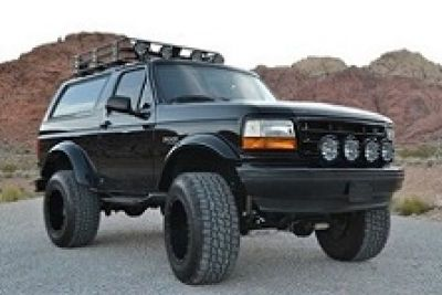1996 Ford Bronco would make a decent and cheap bug out vehicle.
