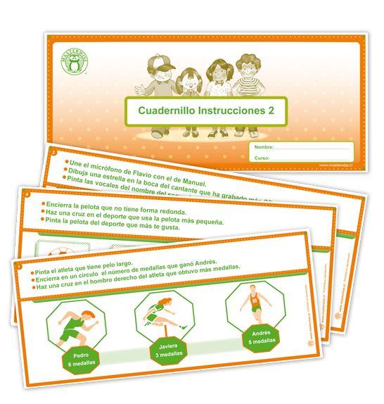 Cuadernillo Instrucciones 2 -> http://www.masterwise.cl/productos/621-habilidades-cognitivas/1814-cuadernillo-instrucciones-2