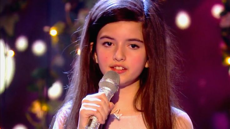 Angelina Jordan - What A difference A Day Makes - LIttle Big Shots UK - ...