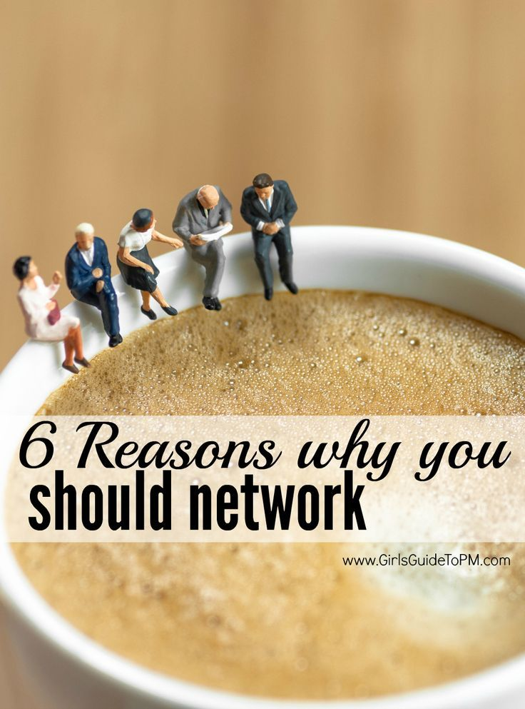 Don't put off networking: it's an essential part of your job. Find out why here.