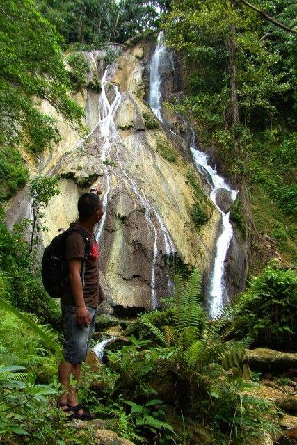 Taeno waterfalls, Ambon...