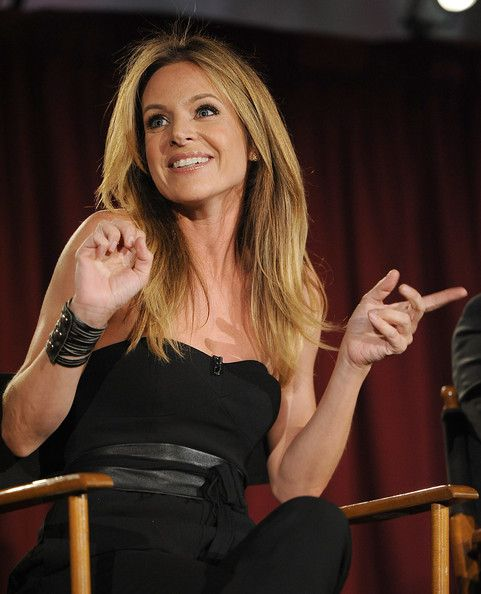 Jessalyn Gilsig Photos Photos - Actress Jessalyn Gilsig attends History's 'Vikings' ATAS panel at Leonard Goldenson Theatre on May 13, 2014 in Hollywood, California. - 'Vikings' ATAS Panel in Hollywood