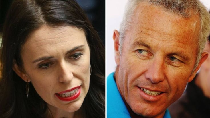 Did Mark Richardson just become New Zealand's public enemy number one?