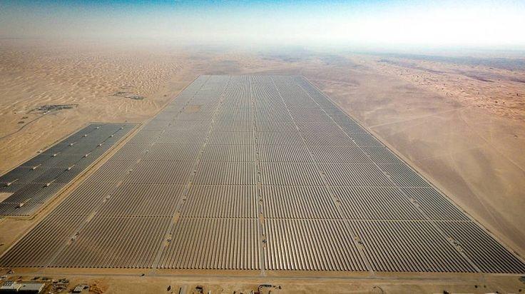 Nuevo récord en Dubai en el precio de la energía termosolar - https://www.renovablesverdes.com/nuevo-record-en-dubai-en-el-precio-de-la-energia-termosolar/