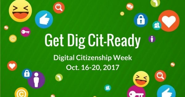 Are you celebrating Digital Citizenship Week next week? Get your community dig cit ready with our new readiness kit!