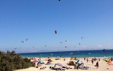 Playa de Valdevaqueros en Tarifa: 36 opiniones y 105 fotos