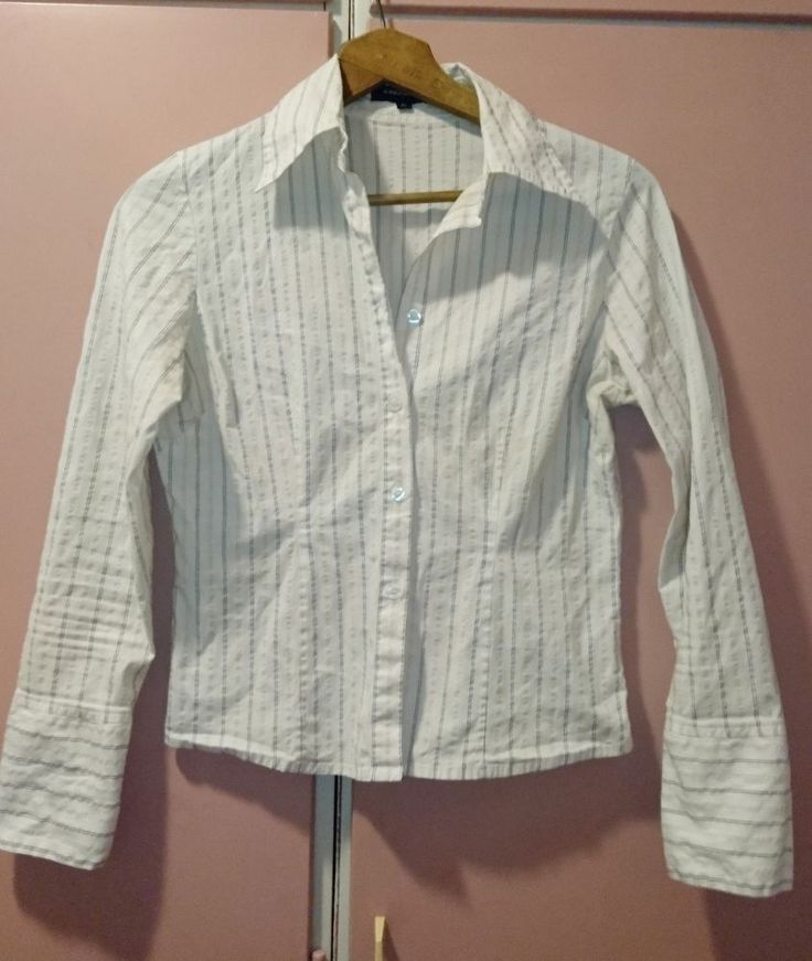 Beautiful Blouse shirt From ONLY size M #ONLY #ButtonDownShirt #Casual