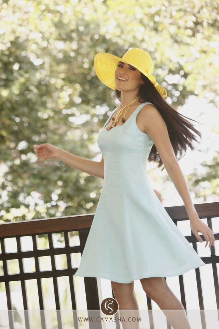 11 mejores imágenes de vestidos corte godet en Pinterest | Vestido ...