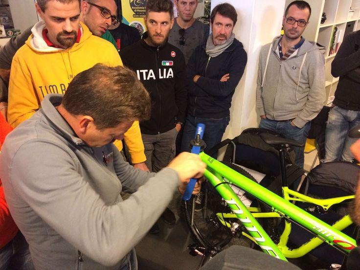 Corso Meccanica Base 12/13 Novembre 2016 www.scuoladimtb.eu