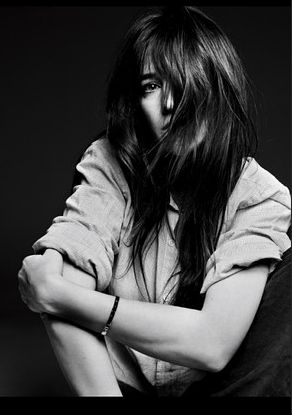 Charlotte Gainsbourg by Hedi Slimane