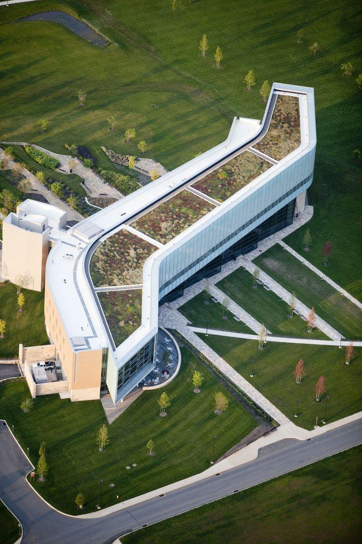 Pennsylvania State University, Dickinson School Of Law   Lewis Katz  Building By Polshek Partnership Architects In University Park, United States