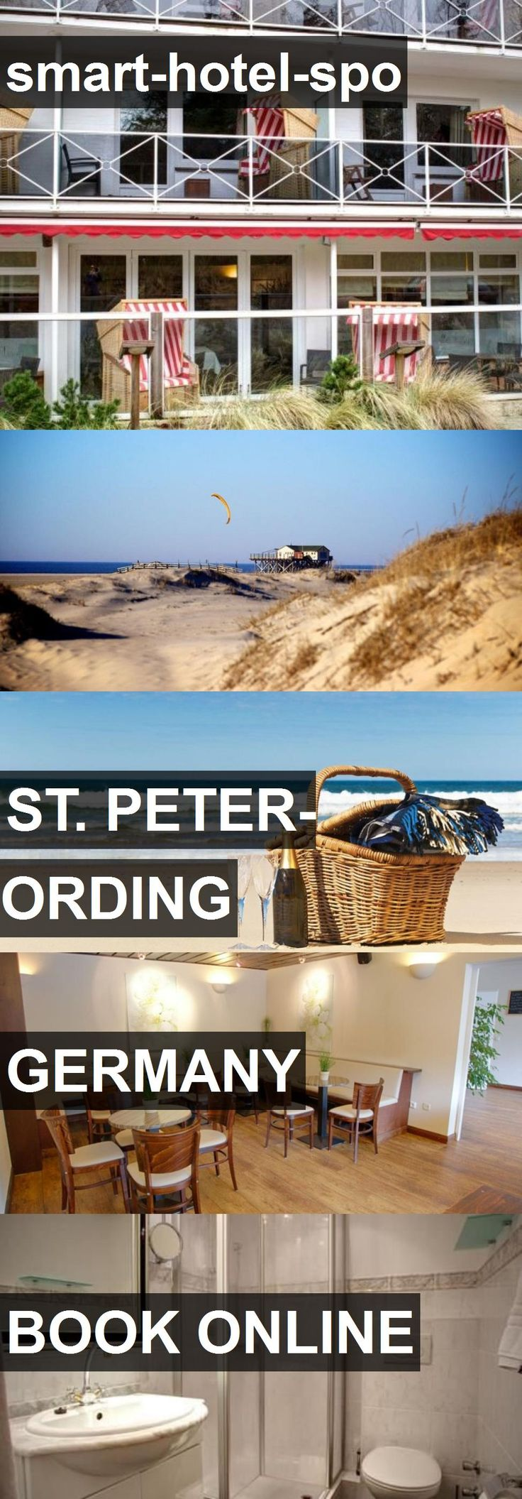 Hotel smart-hotel-spo in St. Peter-Ording, Germany. For more information, photos, reviews and best prices please follow the link. #Germany #St.Peter-Ording #hotel #travel #vacation