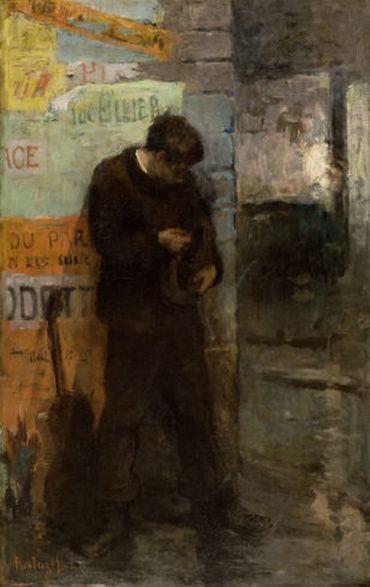Περικλής Πανταζής (1849-1884), η κακή είσπραξη.