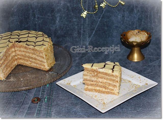 Eszterházy torta | Fotó: gizi-receptjei.blogspot.hu - PROAKTIVdirekt Életmód magazin és hírek - proaktivdirekt.com