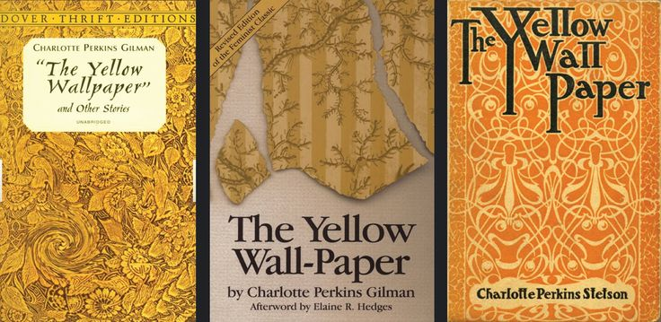 "the oppression of women and its psychological impact in the yellow wallpaper by charlotte perkins gi A different feminist perspective on ""the yellow wallpaper foucaldian panopticism in charlotte perkins a different feminist perspective on ""the yellow."