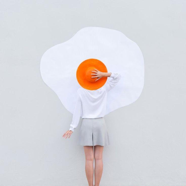 #Photography: Quirky & Minimalist Photos of Daniel Rueda & Anna Devís