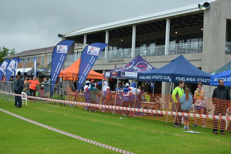 #vitalise 15 November 2014 the finish line Vital Winelands in Stellenbosch #R44