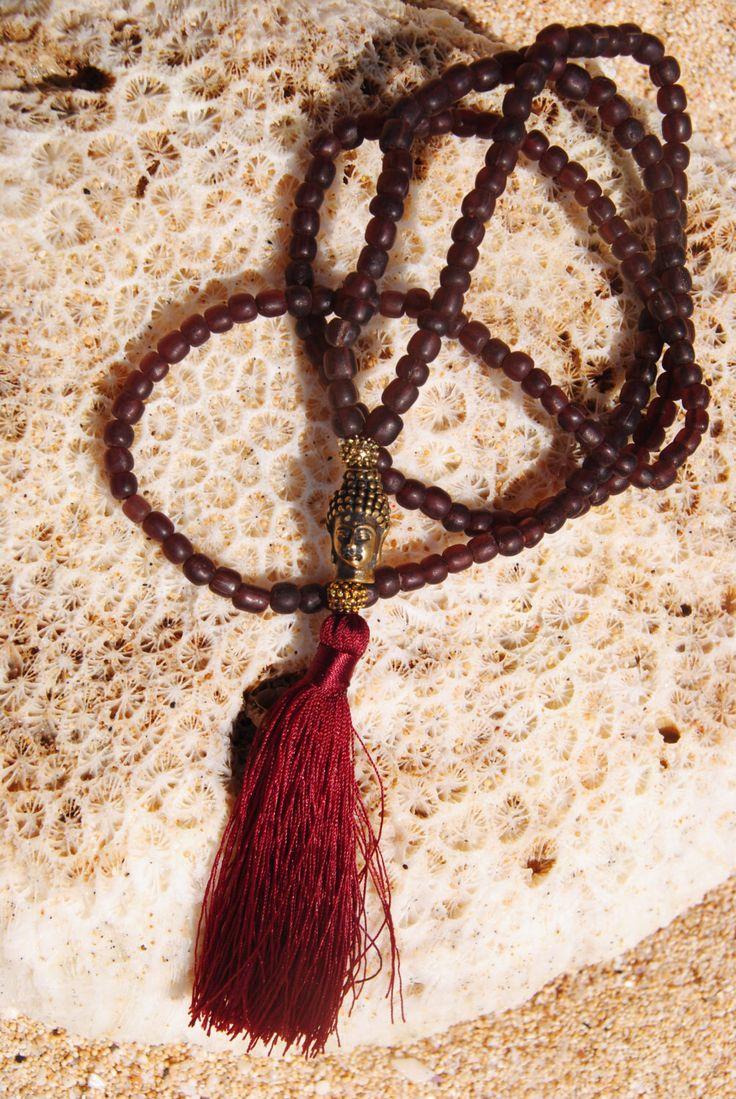 Violet Deamland Mala - yoga praying mala - spiritual gift by HoliMalas on Etsy https://www.etsy.com/listing/469389215/violet-deamland-mala-yoga-praying-mala