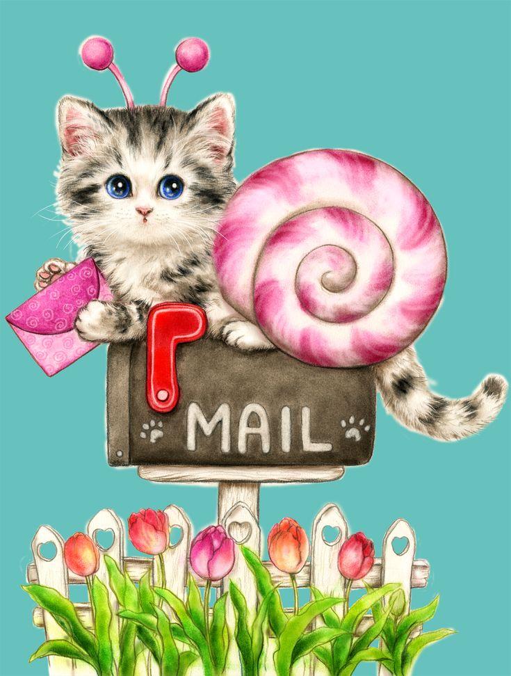 teen snail mail