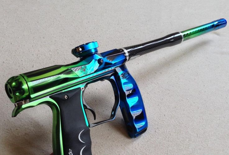 Hobbies - Custom paintball guns