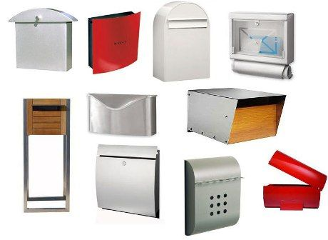top ten modern mailboxes - Modern Mailboxes