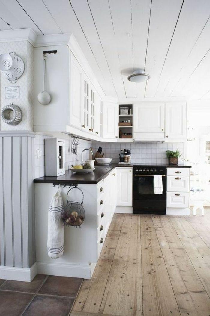 1001 Ideen Für Küche Shabby Chic Einrichtungsideen Küche