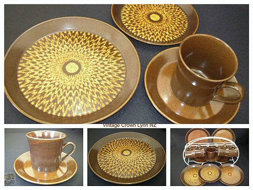 CROWN LYNN / Crown Lynn Crockery Art / CROWNLYNN / NZ / KIWIANA / vintage & 26 best Crown Lynn Crockery Art images on Pinterest | Crown Crowns ...