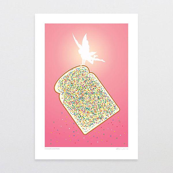 Finders Keepers - Art Print by Glenn Jones Art - art to make you smile. Available in a range of sizes. Click image to buy online. www.glennjonesart.com