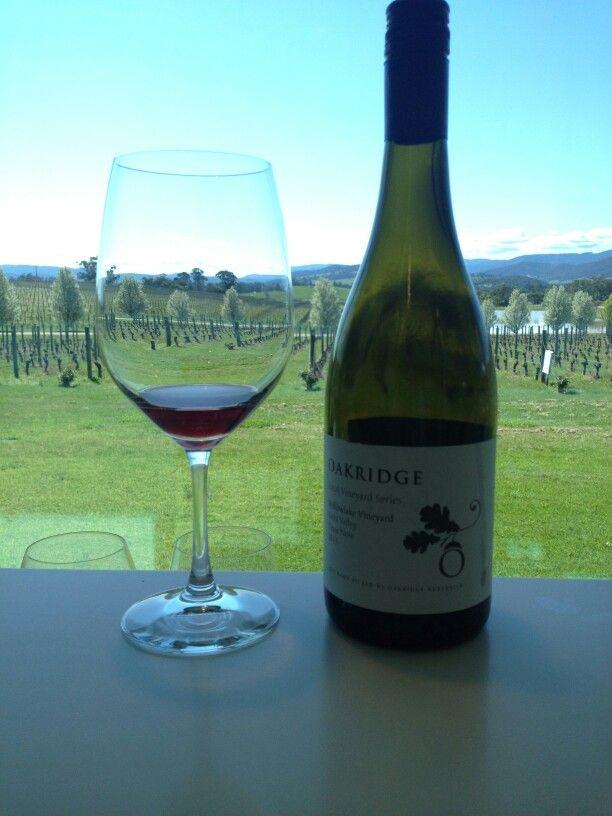yarravalleylife.com - Oakridge Wines #yarravalley #wine #yarravalleylife