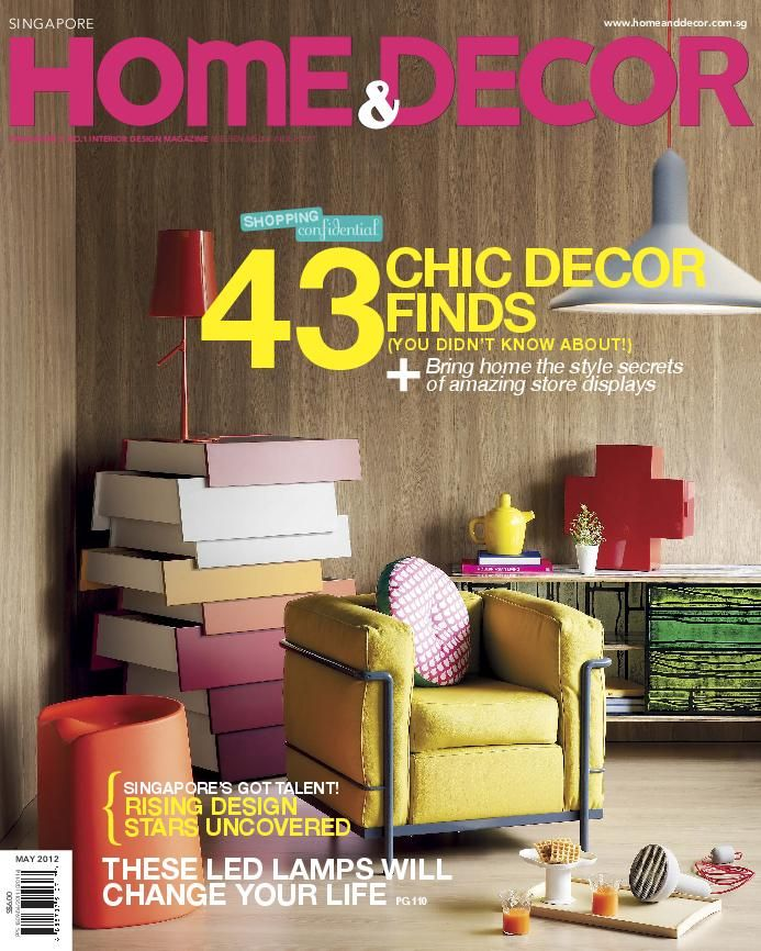 Home U0026 Decor Singapore Magazine   Buy, Subscribe, Download And Read Home U0026  Decor