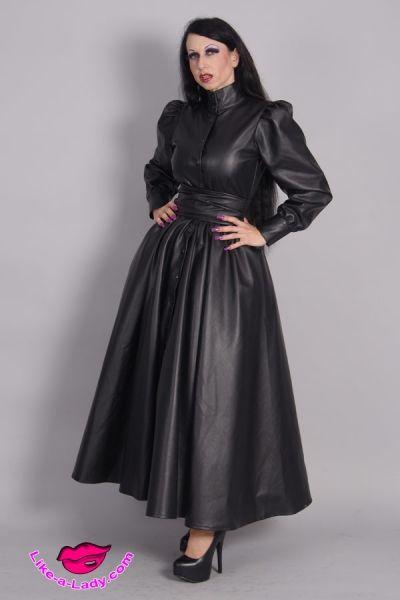 Vinyl Leather Mistress And Governess Dress Like A Lady Com