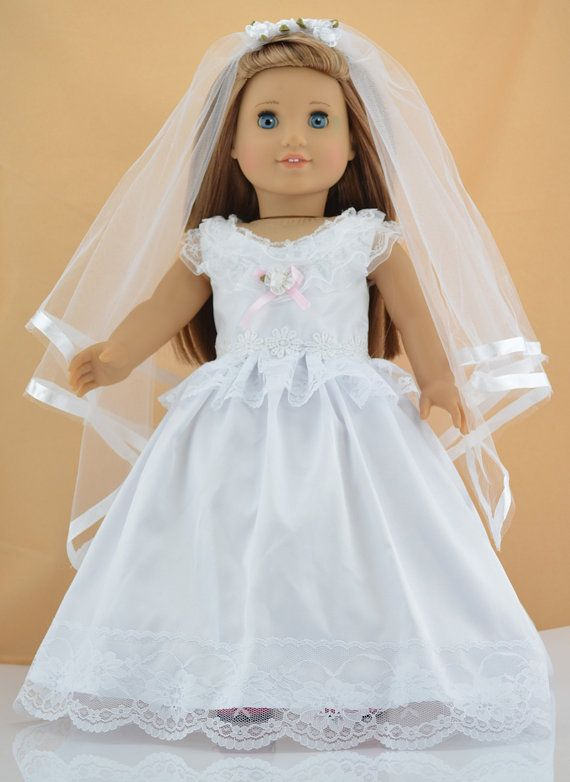 Hey i found this really awesome etsy listing at http for American girl wedding dress