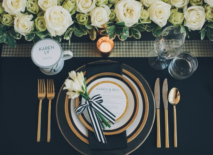This wedding had me at Valentino; as in a wildly good-looking pair of shoes that stole my heart from the get go. And the modern affair crafted by Melissa Andre Events that followed suit is another notch on the wildly good-looking belt.