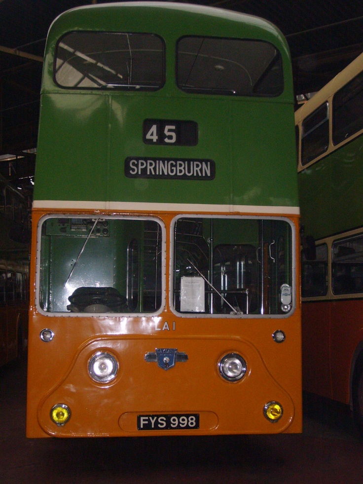 this used to be in the transport museum in glasgow