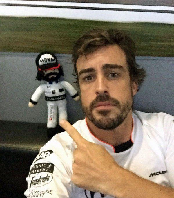 Alonso, #SpanishGP #F1 2016