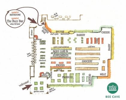 First Look at Whole Foods Bee Cave: We get a sneak peek at the new Whole Foods location - Food Blog - The Austin Chronicle