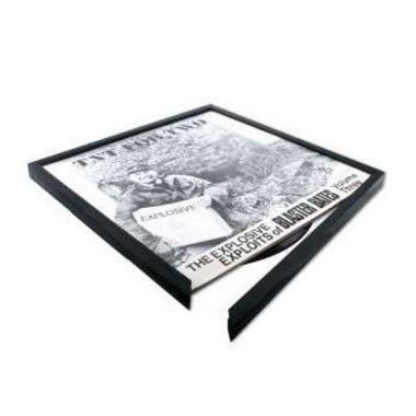 Encadrement vinyle pour exposer vos pochettes d'album  #vintage