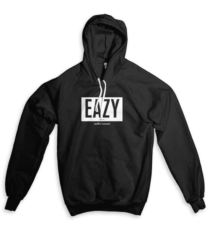 Image of EAZY Pullover Hoodie