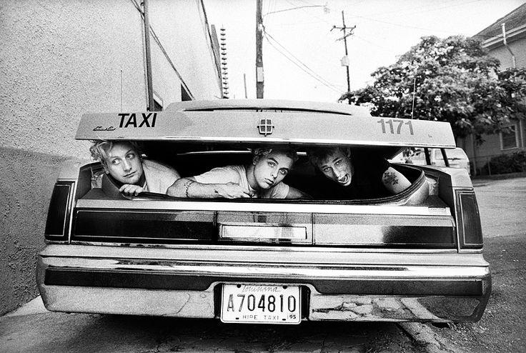 Green Day por Danny Clinch