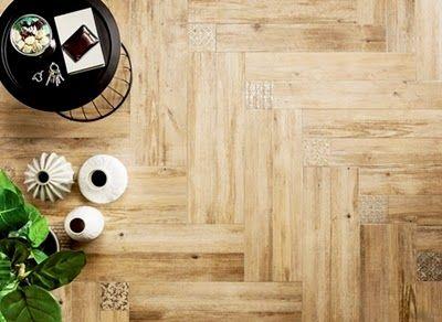 Exquisite Wood Floor Tile Design Ideas