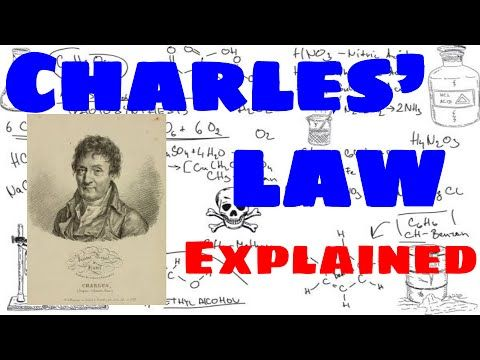 Charles' Law Explained- See also Ideal Gas Law Lab https://www.teacherspayteachers.com/Product/Chemistry-Ideal-Gas-Law-Lab-2170700