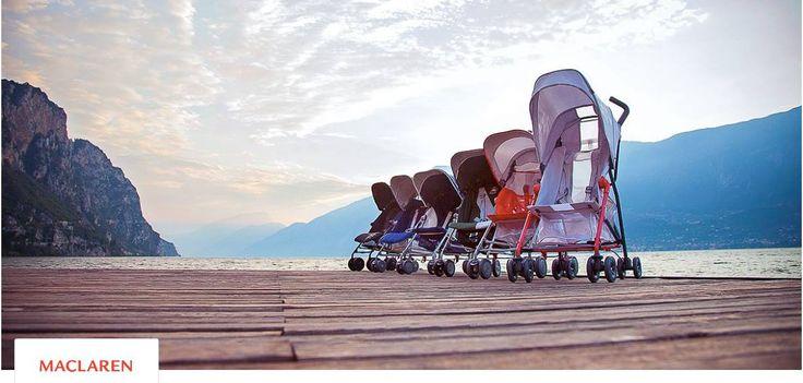 Las sillas de paseo Maclaren están entre las más seguras del mercado. Todos los modelos están hechos en aluminio de alta resistencia, asas ergonómicas y equipados con frenos codificados por colores.  Gracias a su ligero peso, el desplazamiento es más cómodo. Las sillas de paseo Maclaren incluyen los mejores materiales y son las más populares del mundo. ¿Quieres encontrar tu silla Maclaren con un gran descuento?? Entra en 🔜 https://circulogpr.com/vente-privee/  Regístrate y encuentra tu…